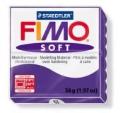 Fimo soft modelovací hmota 56 g - tmavě fialová