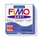 Fimo soft modelovací hmota 56 g - jasně modrá