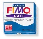 Fimo soft modelovací hmota 56 g - modrá
