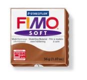 Fimo soft modelovací hmota 56 g - karamelová
