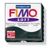 Fimo soft modelovací hmota 56 g - černá