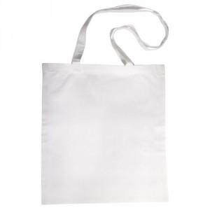 Bavlněná taška 38 x 42 cm, bílá
