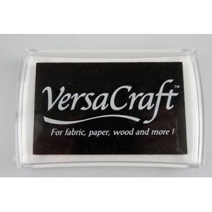 Razítkovací polštářek Versacraft - černý