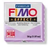 Fimo effect modelovací hmota 56 g - pastelově šeříková