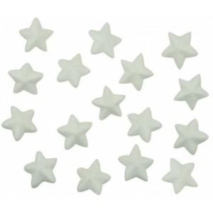 Polystyrenové hvězdičky 3,5 cm, 16 ks