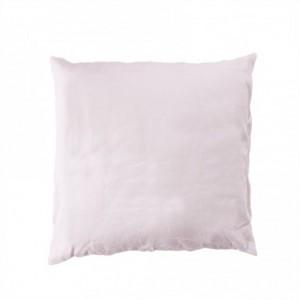Povlak na polštář - bílá 40x40 cm