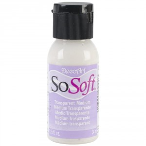 Transparentní médium SoSoft