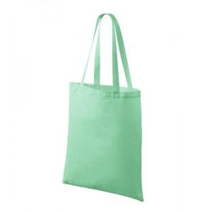 Bavlněná taška 42 x 38 cm, mátová
