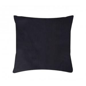 Povlak na polštář - černá 40x40 cm