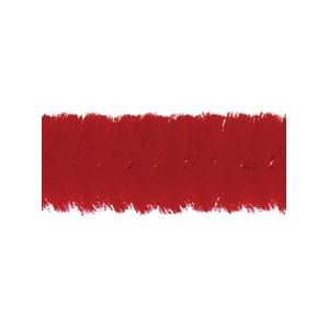 Chlupatý drátek bal.10 ks - pr. 8 mm, 50 cm, červený