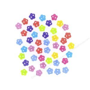 Dekorační knoflíčky Tiny Bouquet