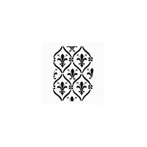 Plastová šablona 25 x 36 cm