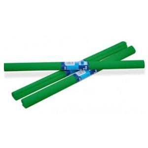Papír krepový - zelený