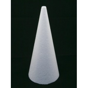 Polystyrenová špička, velikost: 35 cm