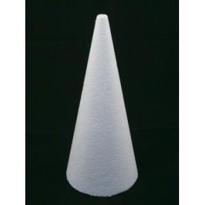 Polystyrenový kužel, velikost: 40 cm