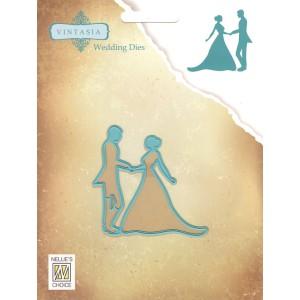 Výsekový nůž - svatebčani