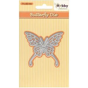 Výsekový nůž - motýl