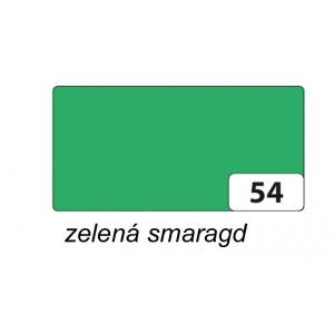 Fotokarton 50 x 70cm, 300g/m2, zelená smaragd
