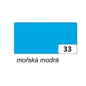 Fotokarton 50 x 70cm, 300g/m2, mořská modrá