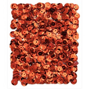 Flitry lámané 9 mm, 15 g - červené