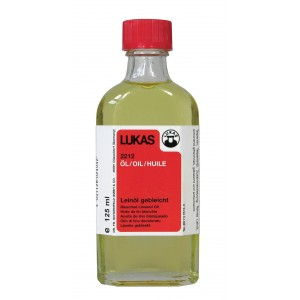 Lněný olej 125 ml