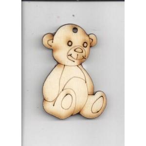 Medvěd malý 4,7 x 3,2 cm