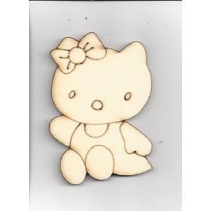 Hello Kitty velká 7 x 5 cm