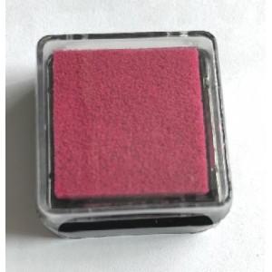 Razítkovací polštářek mini - malinový