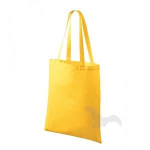 Bavlněná taška 42 x 38 cm, žlutá