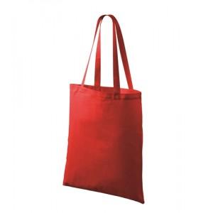 Bavlněná taška 42 x 38 cm, červená