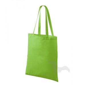 Bavlněná taška 42 x 38 cm, apple green