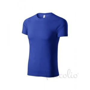 Tričko Pelican dětské královská modrá vel.134/8 let