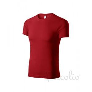 Tričko Pelican dětské, červená vel.134/8 let