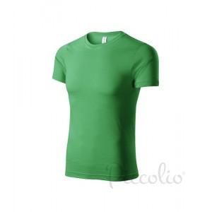Tričko Pelican dětské, středně zelená vel.134/8 let
