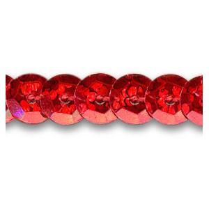 Flitry stuha 6 m - červená