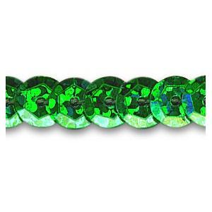 Flitry stuha 6 m - zelená