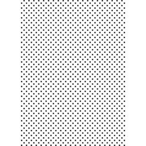 Plastová šablona Dots 2