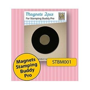 Náhradní magnety pro Stamping Buddy Pro, 2ks