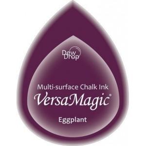 Razítkovací polštářek s křídovou barvou VersaMagic - Eggplant