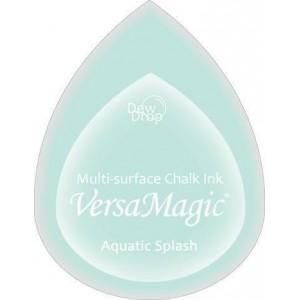 Razítkovací polštářek s křídovou barvou VersaMagic - Aquatic Splash