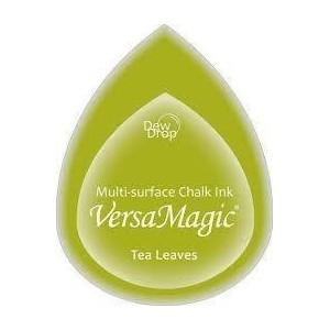 Razítkovací polštářek s křídovou barvou VersaMagic - Tea Leaves