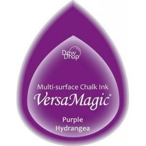 Razítkovací polštářek s křídovou barvou VersaMagic - Purple Hydrangea