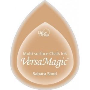 Inkoustový polštářek s křídovou barvou VersaMagic - Sahara Sand