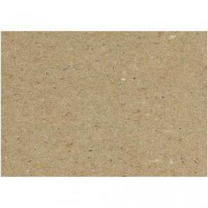 Kraftový papír recyklovaný 46x64 cm, 225 g - přírodní
