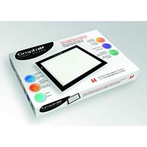 Graph'it LED světelná tabule A4