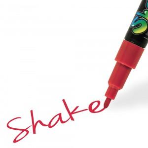 Graph'it Shake popisovač tenký 2,5mm - Lipstick
