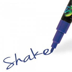 Graph'it Shake popisovač tenký 2,5mm - Iris