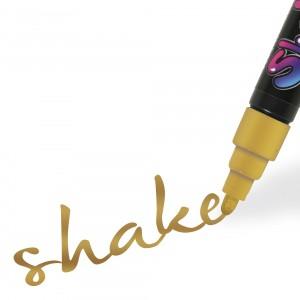 Graph'it Shake popisovač středně velký 4mm - Gold