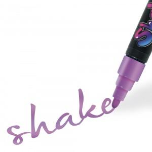 Graph'it Shake popisovač středně velký 4mm - Metallic Rosewood