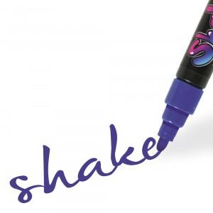 Graph'it Shake popisovač středně velký 4mm - Iris